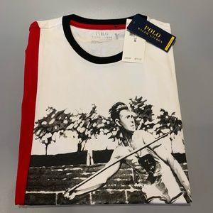 Polo Ralph Lauren Javelin T Shirt NWT